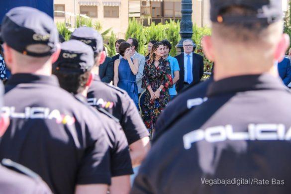 El acto homenaje de la Policía Nacional en imágenes 94
