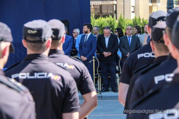 El acto homenaje de la Policía Nacional en imágenes 95