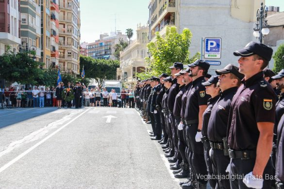 El acto homenaje de la Policía Nacional en imágenes 96