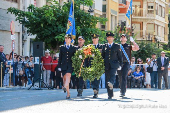 El acto homenaje de la Policía Nacional en imágenes 97