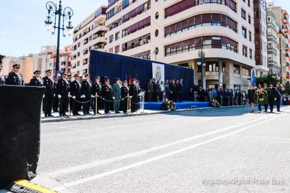 El acto homenaje de la Policía Nacional en imágenes 98