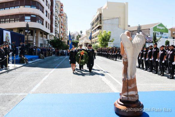 El acto homenaje de la Policía Nacional en imágenes 99