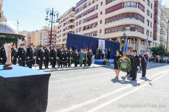 El acto homenaje de la Policía Nacional en imágenes 100