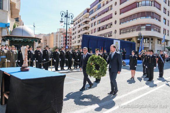 El acto homenaje de la Policía Nacional en imágenes 101