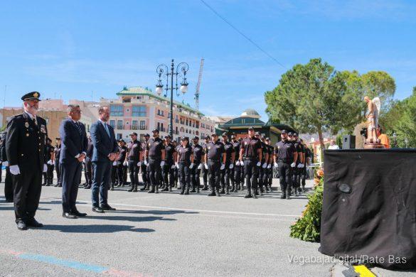 El acto homenaje de la Policía Nacional en imágenes 102