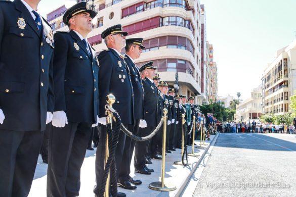El acto homenaje de la Policía Nacional en imágenes 103