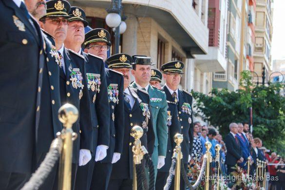 El acto homenaje de la Policía Nacional en imágenes 104