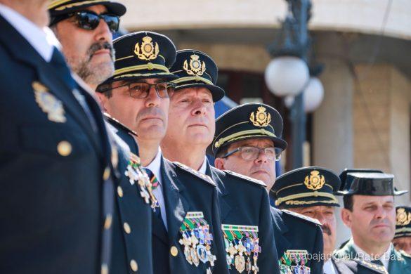 El acto homenaje de la Policía Nacional en imágenes 105