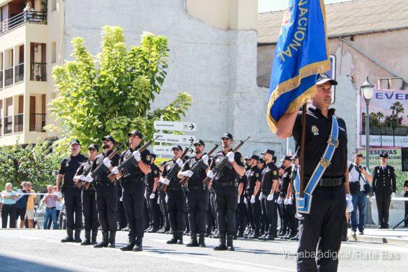 El acto homenaje de la Policía Nacional en imágenes 106