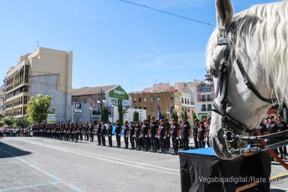 El acto homenaje de la Policía Nacional en imágenes 108