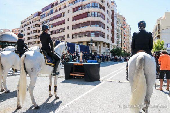 El acto homenaje de la Policía Nacional en imágenes 109