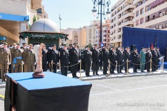 El acto homenaje de la Policía Nacional en imágenes 110