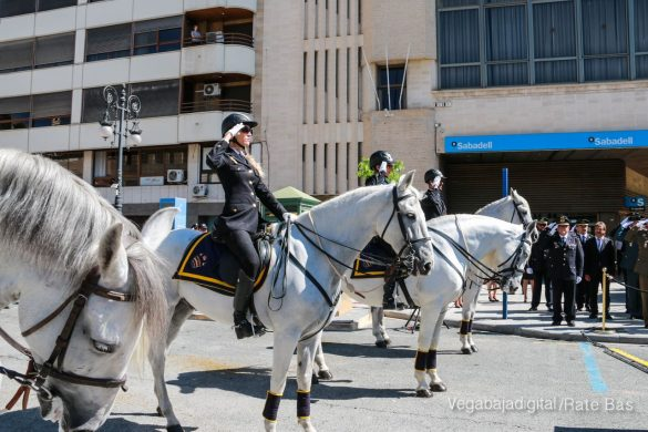 El acto homenaje de la Policía Nacional en imágenes 111