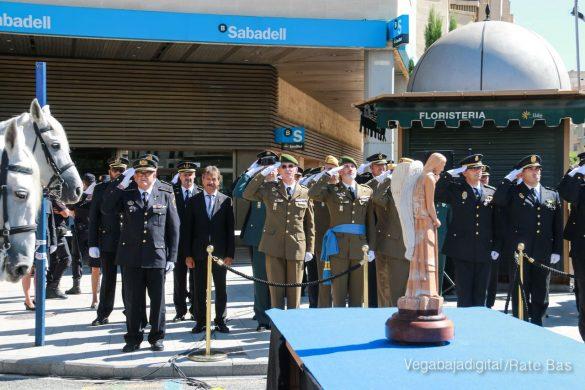 El acto homenaje de la Policía Nacional en imágenes 112