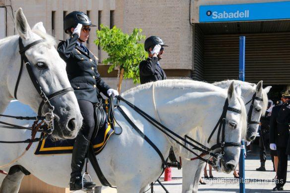 El acto homenaje de la Policía Nacional en imágenes 113