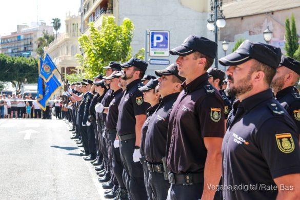 El acto homenaje de la Policía Nacional en imágenes 114