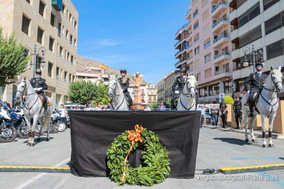 El acto homenaje de la Policía Nacional en imágenes 115