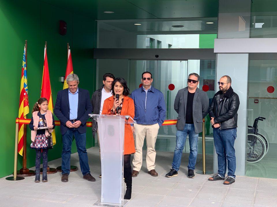 Pilar de la Horadada amplía su Centro de Salud 6