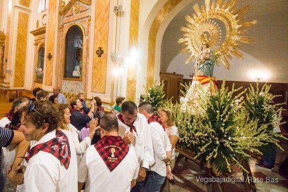 La Romería del Pilar en Benejúzar, más multitudinaria que nunca 7