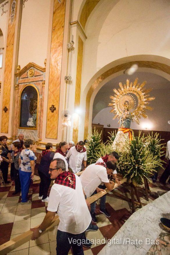 La Romería del Pilar en Benejúzar, más multitudinaria que nunca 111