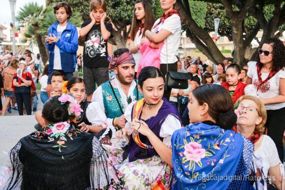 La Romería del Pilar en Benejúzar, más multitudinaria que nunca 107