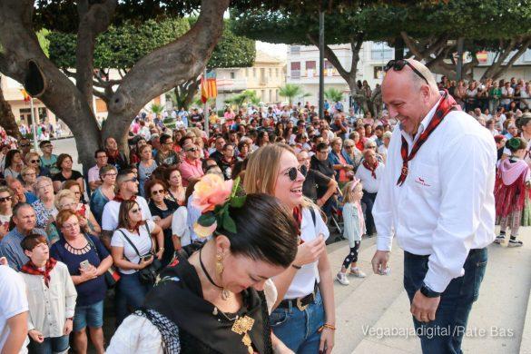 La Romería del Pilar en Benejúzar, más multitudinaria que nunca 105