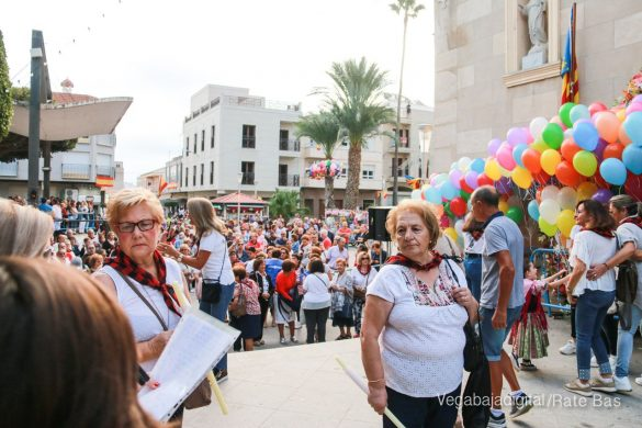 La Romería del Pilar en Benejúzar, más multitudinaria que nunca 103