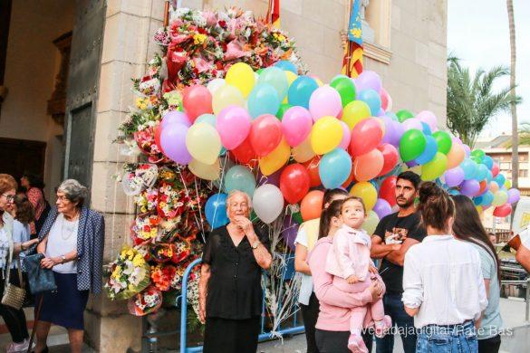 La Romería del Pilar en Benejúzar, más multitudinaria que nunca 102
