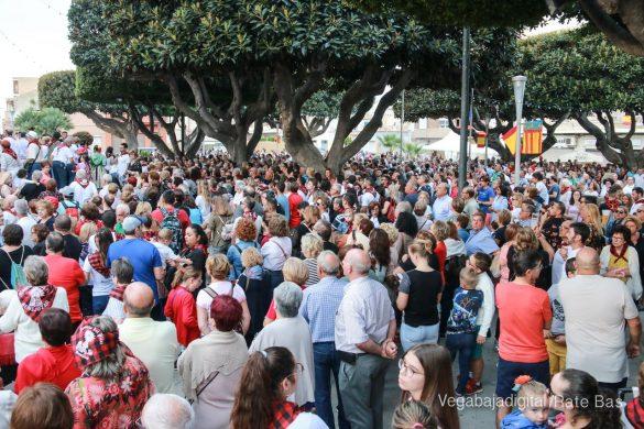 La Romería del Pilar en Benejúzar, más multitudinaria que nunca 97