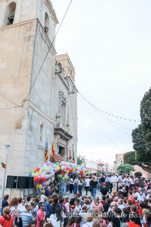 La Romería del Pilar en Benejúzar, más multitudinaria que nunca 96