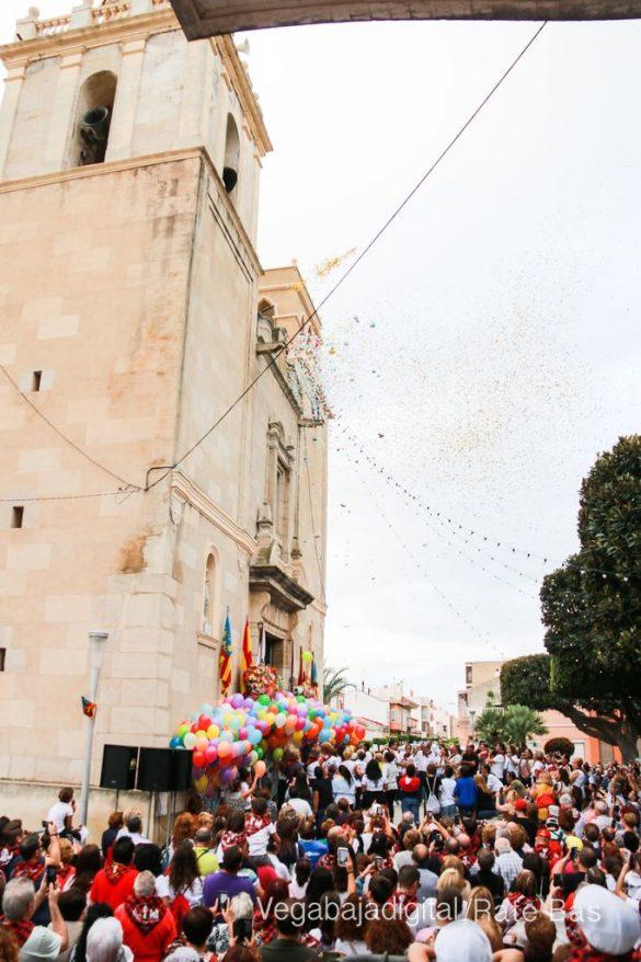 La Romería del Pilar en Benejúzar, más multitudinaria que nunca 90