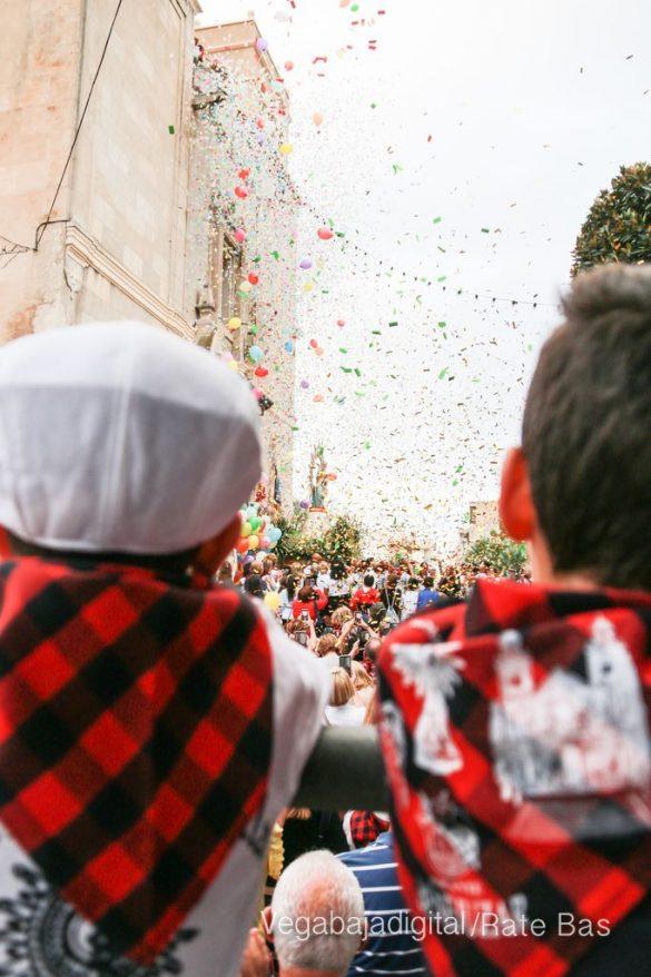 La Romería del Pilar en Benejúzar, más multitudinaria que nunca 89