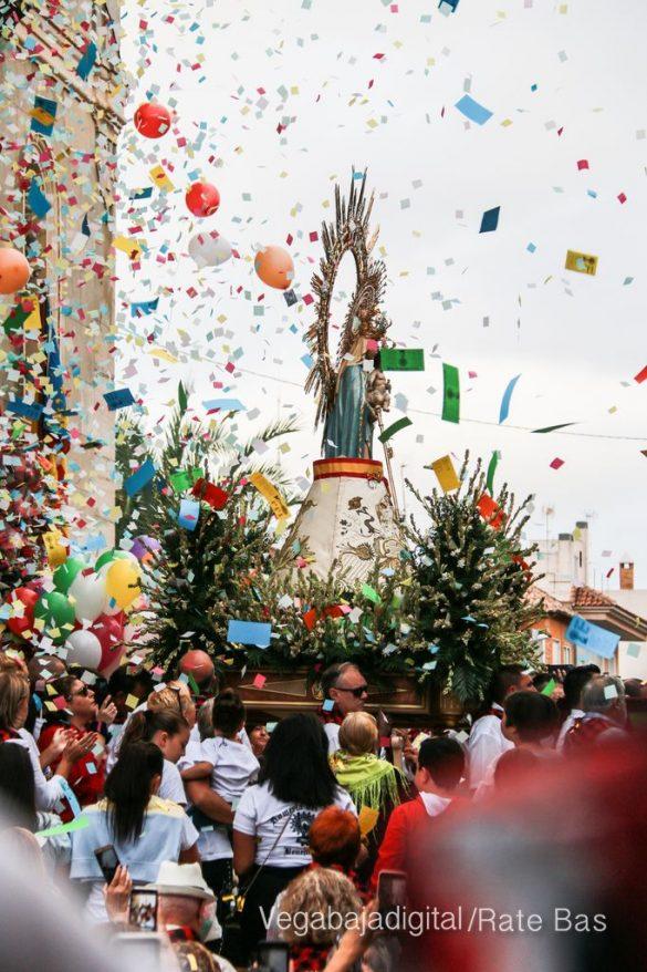 La Romería del Pilar en Benejúzar, más multitudinaria que nunca 86