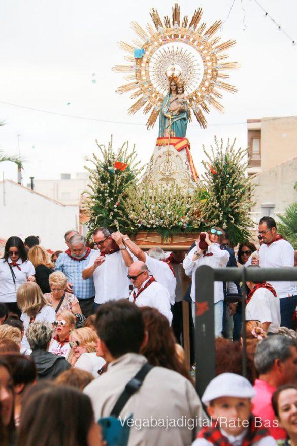 La Romería del Pilar en Benejúzar, más multitudinaria que nunca 82
