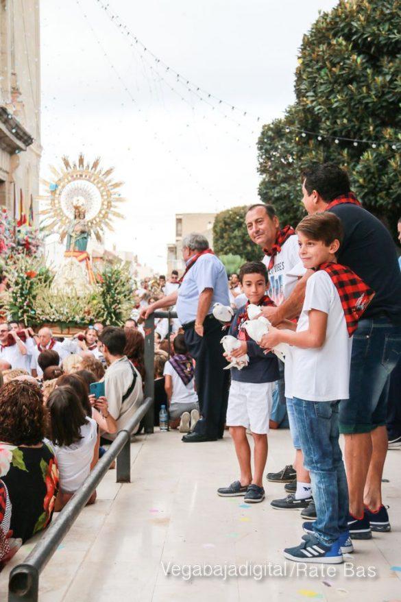 La Romería del Pilar en Benejúzar, más multitudinaria que nunca 81
