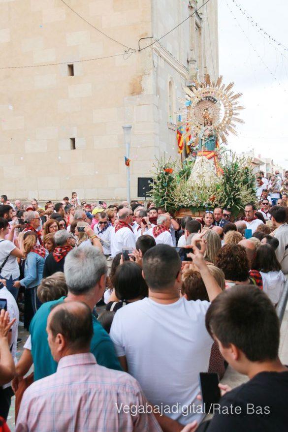 La Romería del Pilar en Benejúzar, más multitudinaria que nunca 80