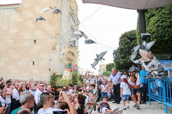 La Romería del Pilar en Benejúzar, más multitudinaria que nunca 78