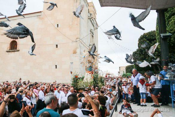 La Romería del Pilar en Benejúzar, más multitudinaria que nunca 76