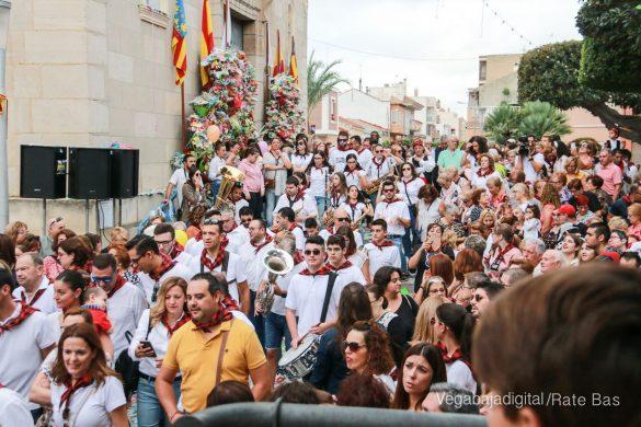 La Romería del Pilar en Benejúzar, más multitudinaria que nunca 70