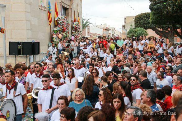 La Romería del Pilar en Benejúzar, más multitudinaria que nunca 68