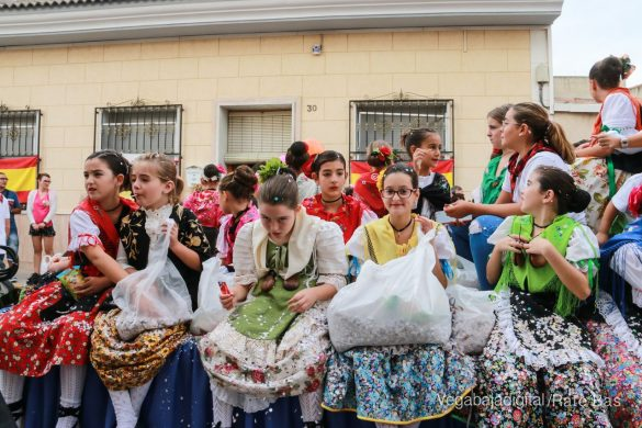 La Romería del Pilar en Benejúzar, más multitudinaria que nunca 58