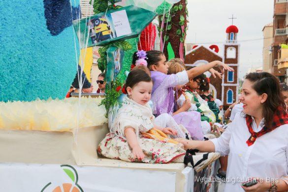 La Romería del Pilar en Benejúzar, más multitudinaria que nunca 52