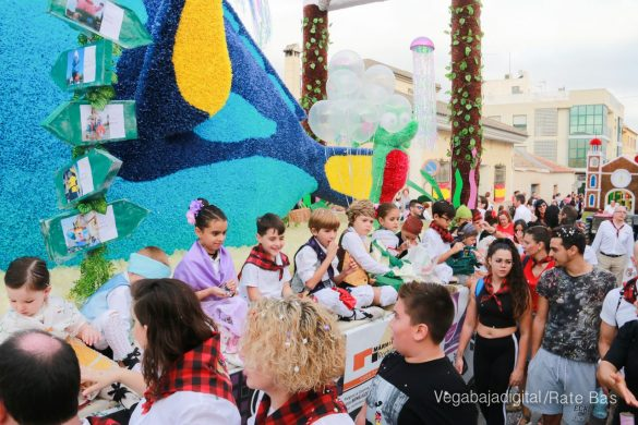La Romería del Pilar en Benejúzar, más multitudinaria que nunca 51