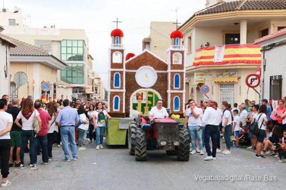 La Romería del Pilar en Benejúzar, más multitudinaria que nunca 48