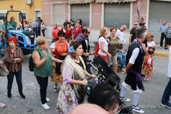 La Romería del Pilar en Benejúzar, más multitudinaria que nunca 43