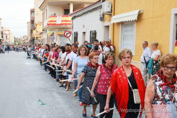 La Romería del Pilar en Benejúzar, más multitudinaria que nunca 40