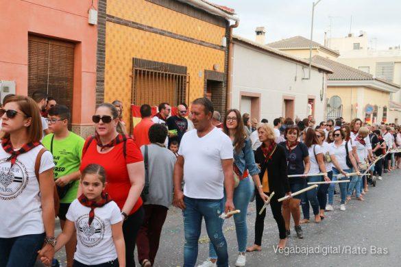 La Romería del Pilar en Benejúzar, más multitudinaria que nunca 39