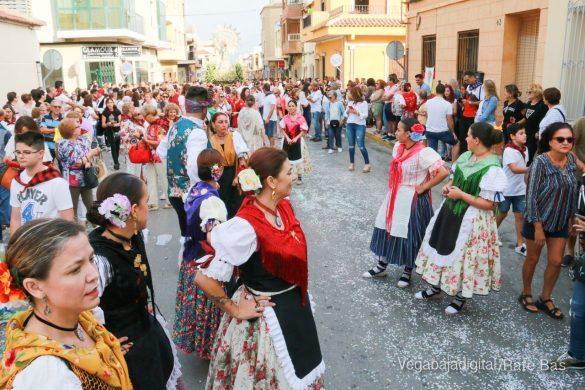 La Romería del Pilar en Benejúzar, más multitudinaria que nunca 35