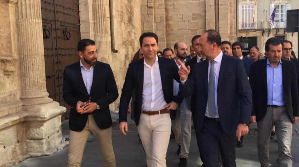 Emilio Bascuñana será el candidato del PP en Orihuela 6