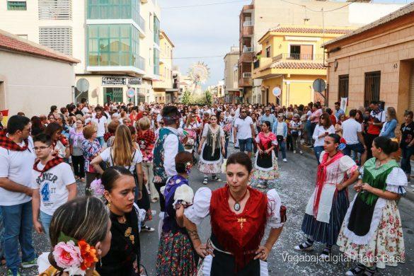 La Romería del Pilar en Benejúzar, más multitudinaria que nunca 34